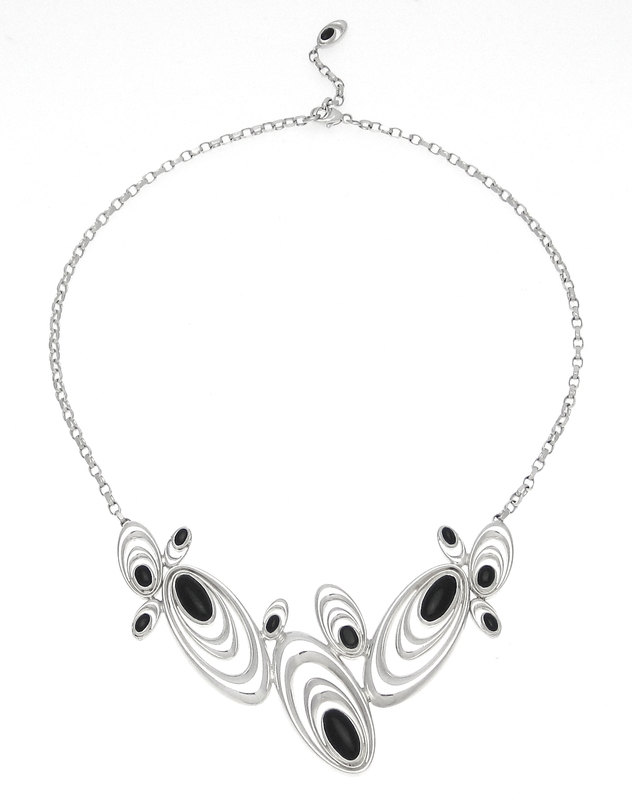 Ripples_Statement_Choker-Style_Necklace1
