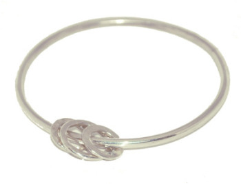 Vanilla Links Bangle
