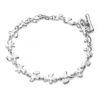 Fine Splat Bracelet