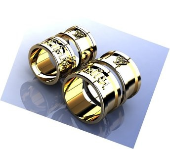 Bespoke Handmade Wedding Rings, Custom made