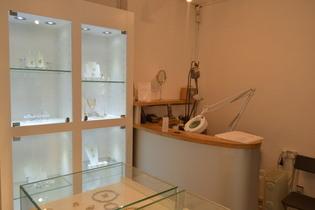 Nude Jewellery Interior