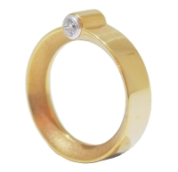 Gold Minimalist Ring