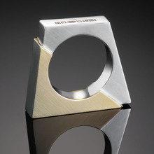 Frank Luckham silver ring