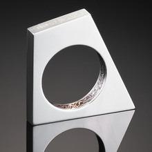 Frank Luckham silver ring 2