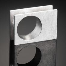 Frank Luckham silver ring 3