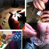 Evening Jewellery Making Silver Course