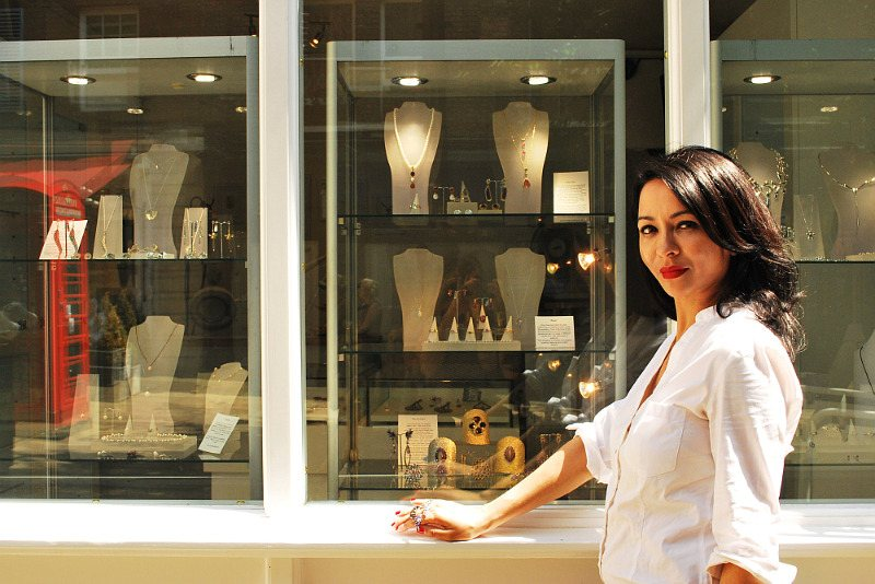 mayuri meet the designer n