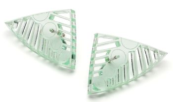 Glass Effect Studs