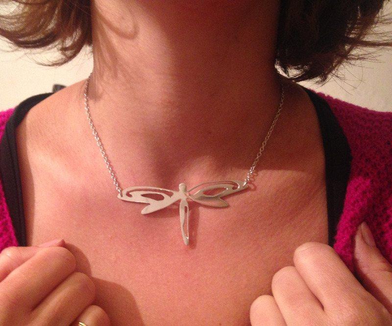jewellery class chloe pendant