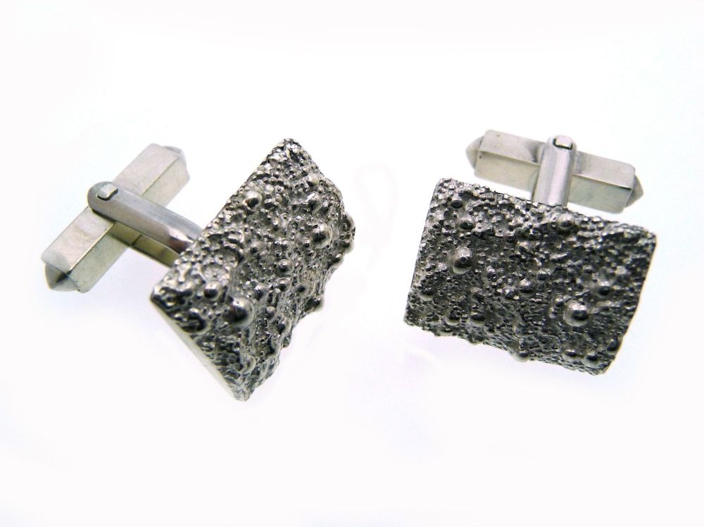 Small Granulation Cufflinks