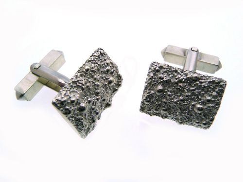 Small Granulation Cufflinks