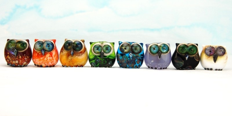 Louise Nelson Owls