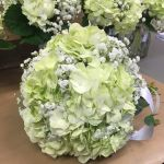 Hydrangea and Gyp Bouquet