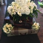 Gorgeous wedding arrangements