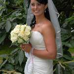 Our gorgeous bride Hayley