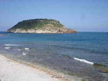 Javea Portachel Island