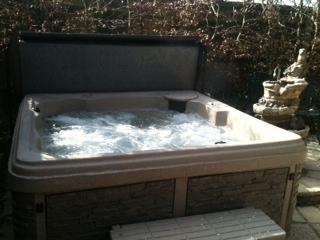 Hot Tub 9.4.14