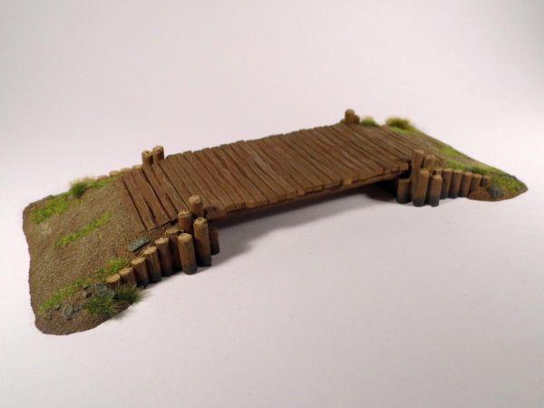 [Ironclad Miniatures] Pont en bois 600x450