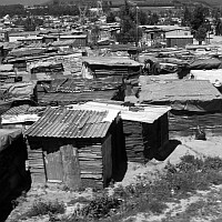 Shanty Town (20mm)