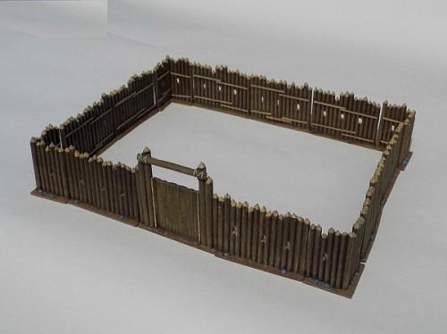Stockade set