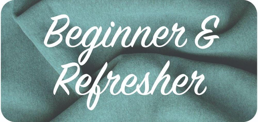 Level 1: Beginner's & Refresher