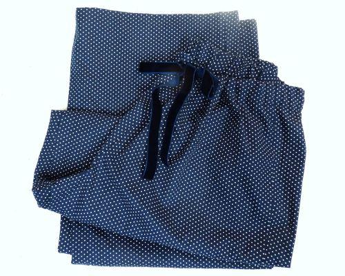 pyjama trouser folded