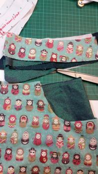 fashion design pattern cutting 201samanthas almost finished skirt