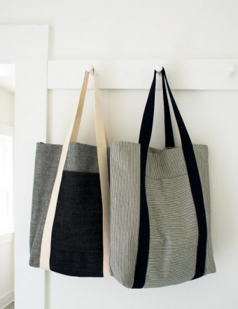 Railroad bag by Purl Soho