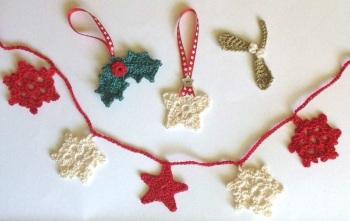 Susan Xmas crochet