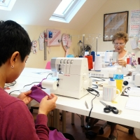 Love Your Overlocker workshop - Sew In Brighton