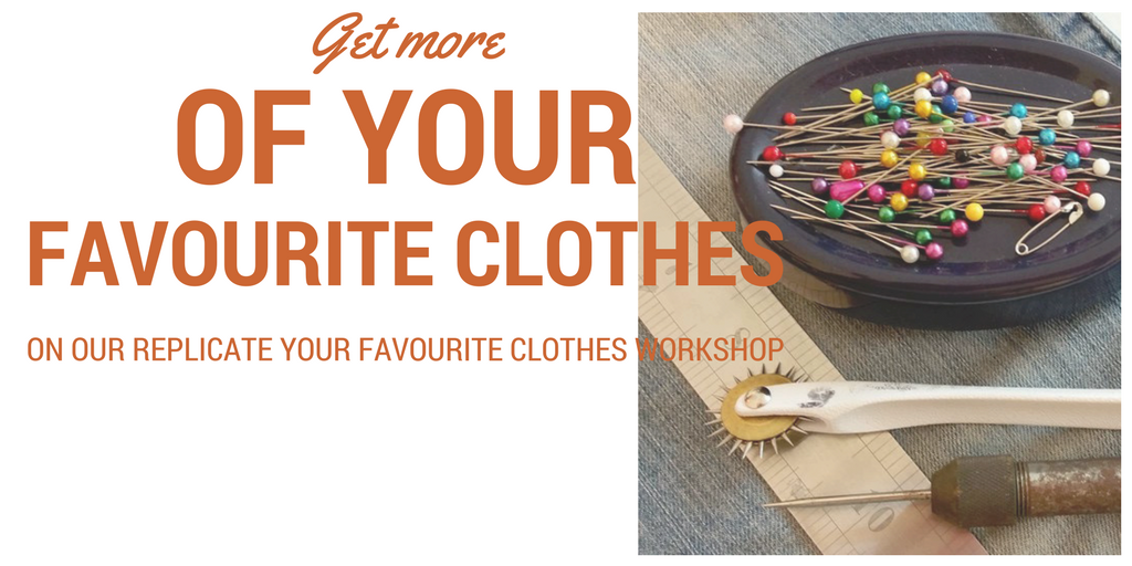 Replicate Your Favourite Clothes Benefits at Sew in Brighton