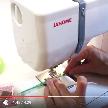Seam Allowance is one the the key aspects of sewing and dressmaking and is explained here