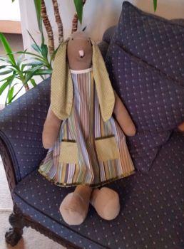 Stitch Classes - bunny rabbit toy