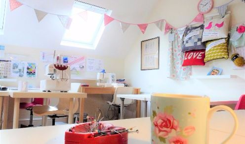 Sew In Brighton sewing courses, classes and workshops