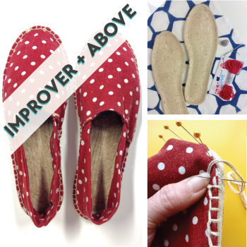 Espadrille Making Workshop