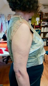 Sewing dress making pattern cutting classes workshop brighton hove