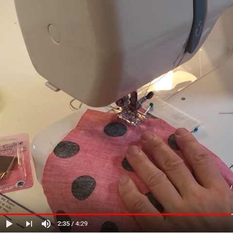 Sewing Seam Allowance