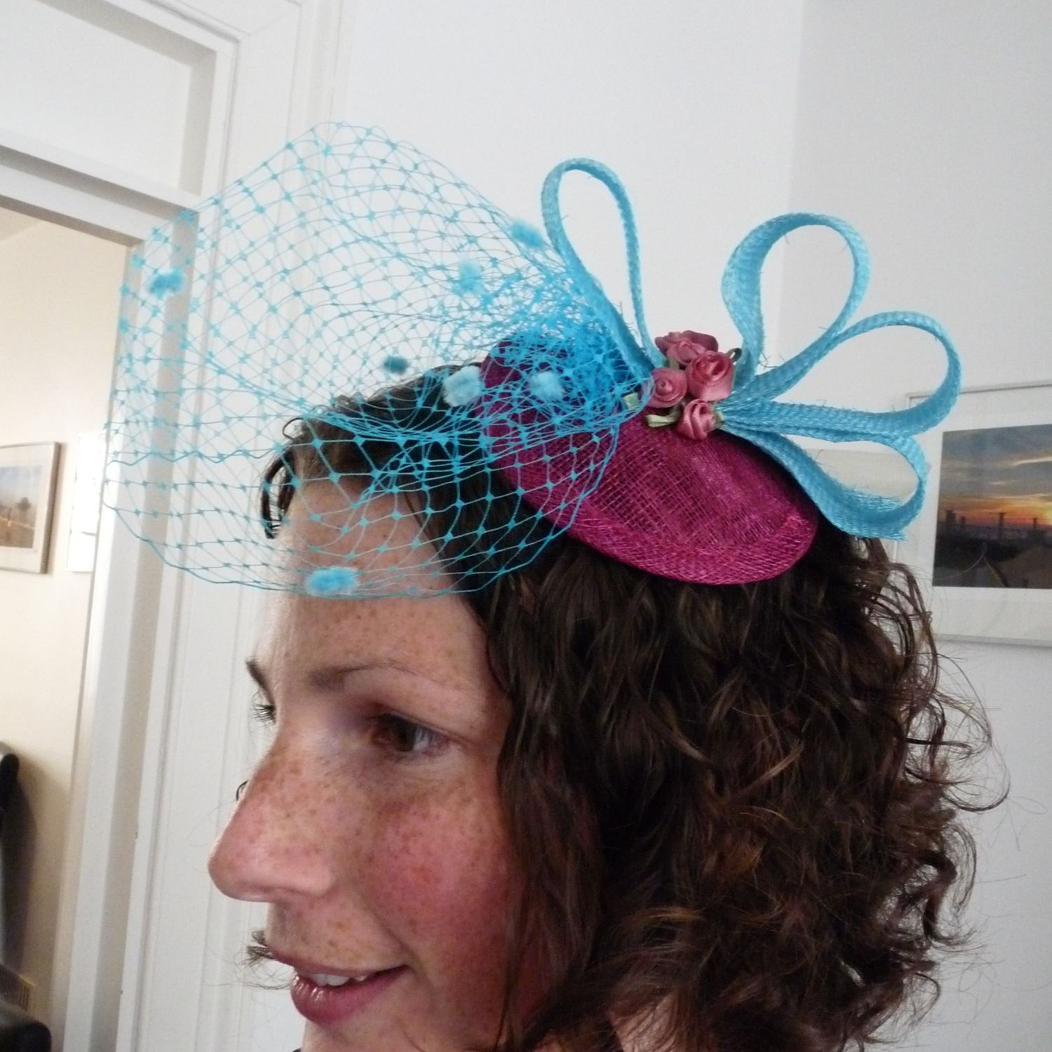 hen party fascinator 2