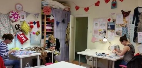 Sew In Brighton Sewing Lounge