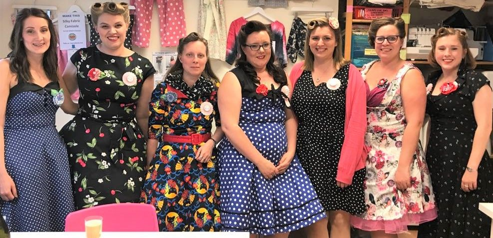 Hen Party Sewing Activities in Brighton & Hove