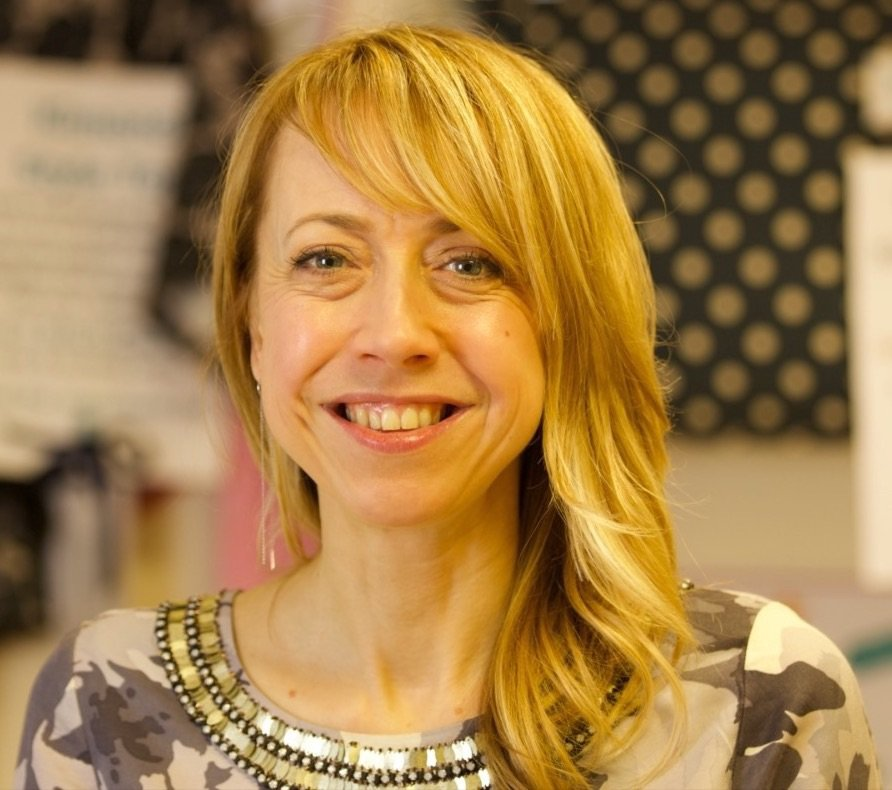 Kat Neeser - Sew In Brighton sewing school owner and teacher
