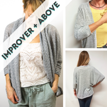 Cardigan: Sewing with Knits