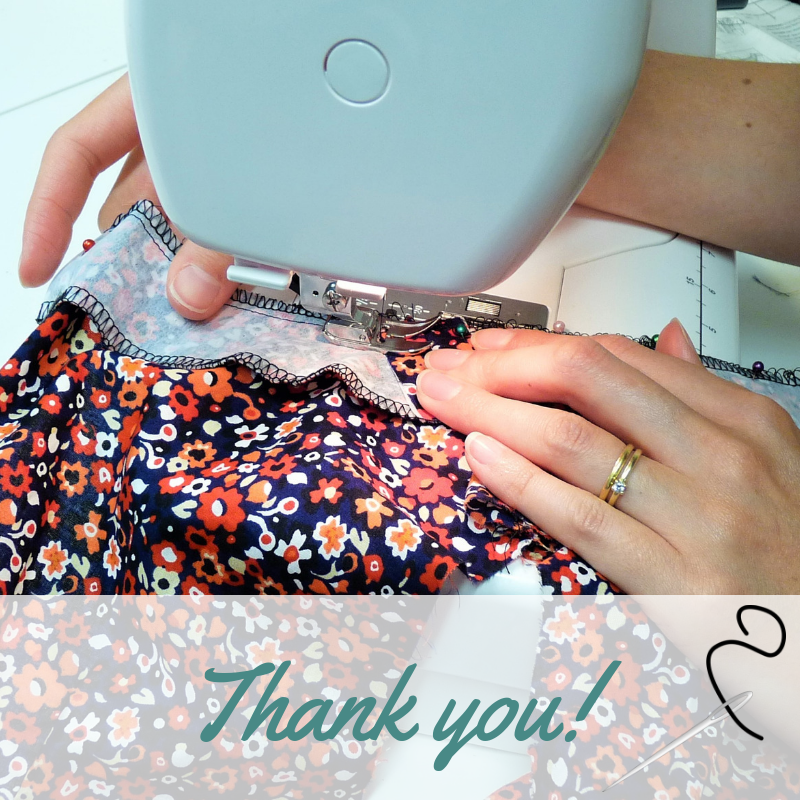 Christmas Gift Voucher for Sew In Brighton Sewing School