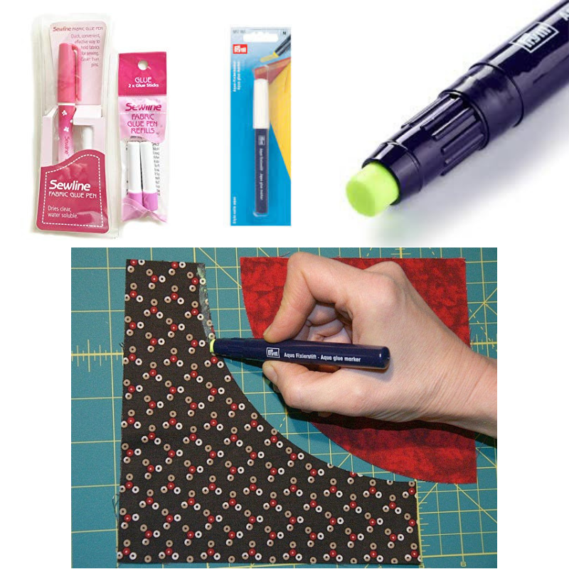 Favourite sewing product: Wash out glue pen