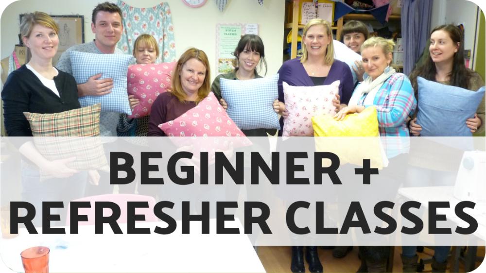 Absolute Beginner & Refresher Classes