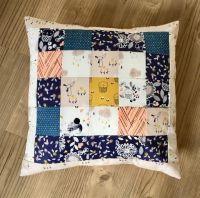 Fabric Punk Patchwork Cushion