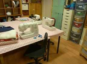The Sewing Lounge 1