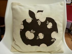 apple cushion lighter pic