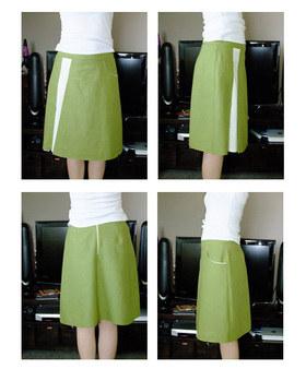 Suzannes skirt