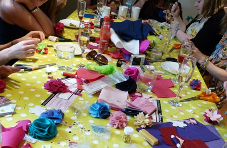 Hen Party Hand Sewing Birthday Party Brighton